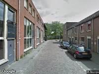 112 melding Ambulance naar Doelenstraat in Tilburg