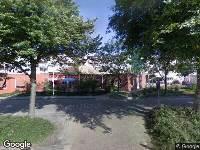 112 melding Besteld ambulance vervoer naar Bolksbeek in Zaandam