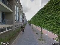 112 melding Ambulance naar Hopliedenkade in Tilburg