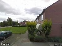 Ambulance naar Mozartstraat in Numansdorp