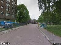 112 melding Besteld ambulance vervoer naar Generaal Winkelmanstraat in Tilburg