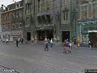 112 melding Ambulance naar Reguliersbreestraat in Amsterdam