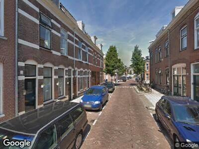 Ambulance naar Berckheydestraat in Haarlem