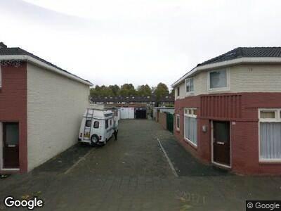 Ambulance naar Celsiusstraat in Eindhoven