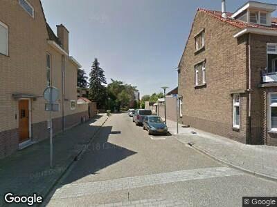 Brandweer naar Bisschop Boermansstraat in Roermond