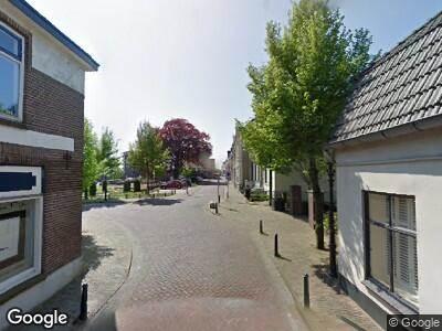 Traumahelikopter naar Hoofdstraat in Tolkamer