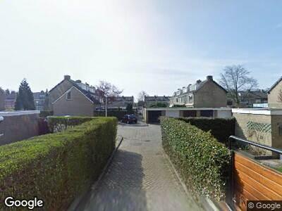 Ambulance naar C. Huygenslaan in Waddinxveen