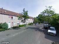 Ambulance naar Korenmolen in Hoorn vanwege verkeersongeval