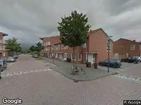 112 melding Traumahelikopter naar Agrippinastraat in Leiden