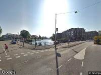 112 melding Ambulance naar Zeeburgerstraat in Amsterdam