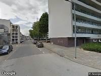 Ambulance naar Schoutenstraat in Arnhem