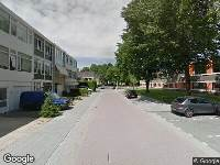 112 melding Ambulance naar Vermeulenstraat in Tilburg