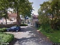 Ambulance naar Olieslagerstraat in Alkmaar