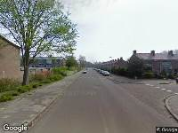 112 melding Ambulance naar Heer Willem van Egmondstraat in Den Helder