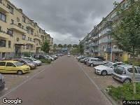 112 melding Brandweer naar Dirk Bonsstraat in Amsterdam