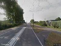 Brandweer naar Edisonweg in Alblasserdam