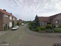112 melding Brandweer naar Bosstraat in Heibloem vanwege schoorsteenbrand