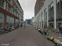 Brandweer naar Achterom in Dordrecht