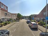 112 melding Brandweer naar Twellostraat in Amsterdam