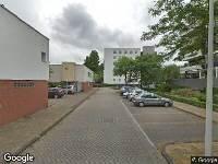 112 melding Ambulance naar Chet Bakerstraat in Amsterdam