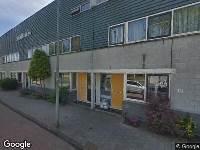 112 melding Ambulance naar Ortler in Amsterdam
