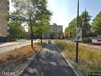 112 melding Ambulance naar Rivièraplein in Haarlem vanwege ongeval met letsel