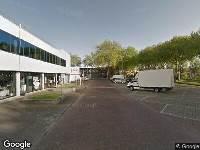 112 melding Brandweer naar Rijstenweg in Eindhoven