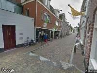 Brandweer naar Hofstraat in Alkmaar