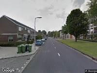 112 melding Ambulance naar Merelstraat in Zwijndrecht
