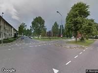 Brandweer naar Nassauweg in Dordrecht vanwege brand