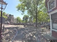 112 melding Ambulance naar Reguliersgracht in Amsterdam