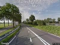 112 melding Politie naar Boskoopseweg in Alphen aan den Rijn vanwege ongeval met letsel