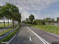 112 melding Ambulance naar Boskoopseweg in Alphen aan den Rijn