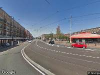 Brandweer naar Hoofdweg in Amsterdam