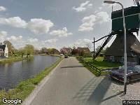 112 melding Ambulance naar Hofwegen in Bleskensgraaf