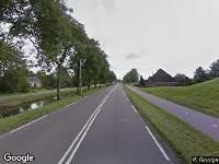 112 melding Ambulance naar Provincialeweg in Hoorn vanwege verkeersongeval