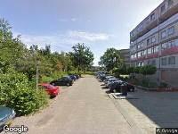 112 melding Ambulance naar Klaverhof in Alphen aan den Rijn