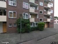 112 melding Ambulance naar Dijkmanshuizenstraat in Amsterdam