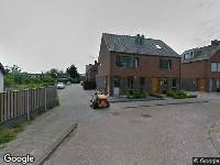 Ambulance naar Kameraarstraat in Rotterdam
