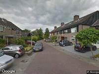 112 melding Ambulance naar Hoornwijk in Zwijndrecht