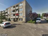 112 melding Ambulance naar Jacob Paffstraat in Amsterdam