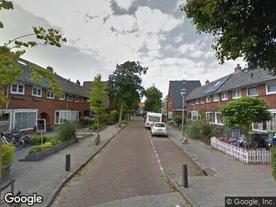 Ambulance naar Buys Ballotstraat in Den Helder
