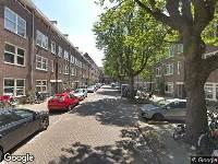 112 melding Brandweer naar Pieter van der Doesstraat in Amsterdam