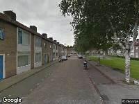 112 melding Ambulance naar Brommastraat in Tilburg