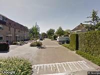 112 melding Ambulance naar Hendrik van de Craatsstraat in Terschuur