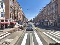 Ambulance naar Hugo de Grootplein in Amsterdam