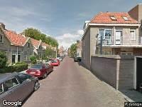 Ambulance naar Venkelstraat in Brielle