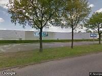 112 melding Brandweer naar Blaloweg in Zwolle vanwege letsel