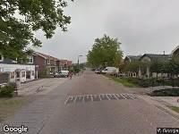 Brandweer naar Koningin Wilhelminalaan in Hardinxveld-Giessendam