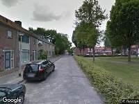 112 melding Ambulance naar Violethof in Tilburg